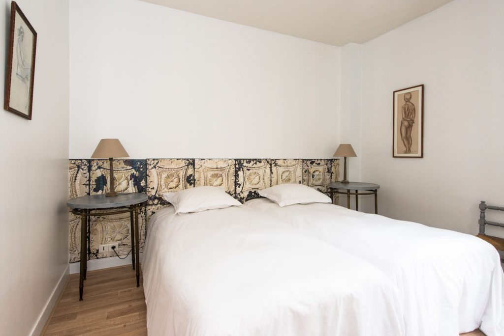 Paris Vacation Apartment for Rent - Bedroom
